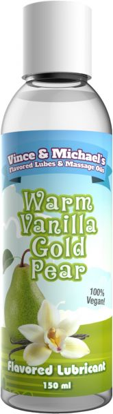 VINCE & MICHAEL's Vanilla Gold Pear 150ml