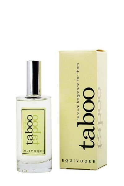 TABOO EQUIVOQUE FOR HIM AND HER
