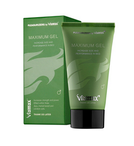 Viamax Maximum Gel 50 ml 1