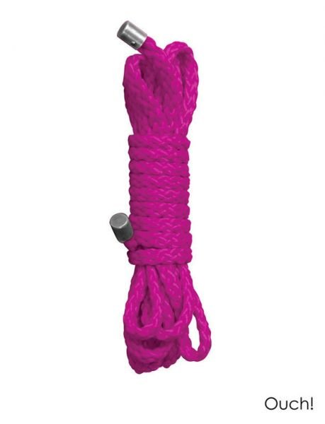 Kinbaku Mini Rope - 1,5m - Pink