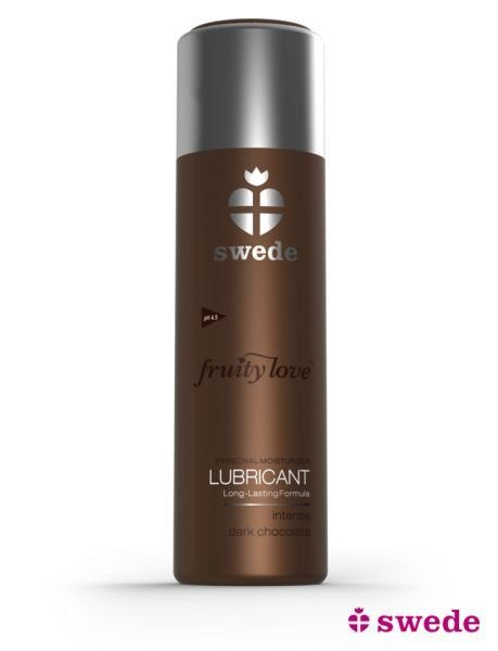 Swede - Fruity Love Lubricant Dark Chocolate