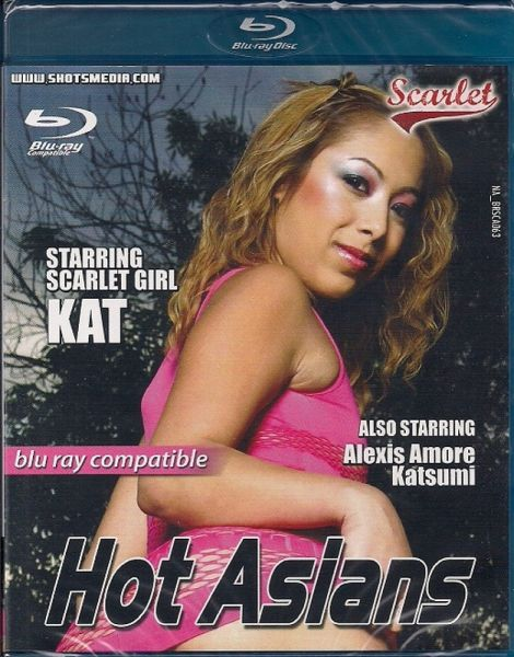 Hot Asians - Blu-ray
