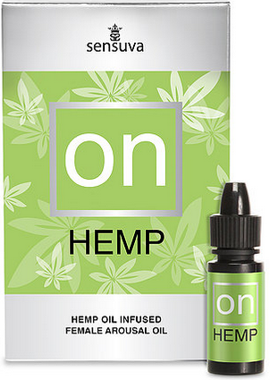 "ON HEMP Natural Arousal Oil ""5 ml"""