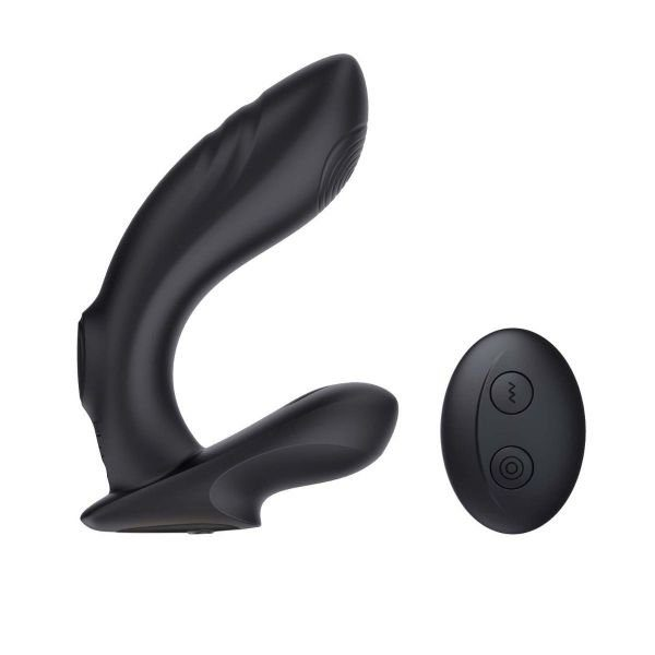 P-Tapper Pulsating and Vibrating Silicone Prostate Massager Prostatastimulation