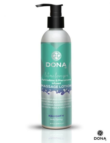 Massage Lotion von Dona