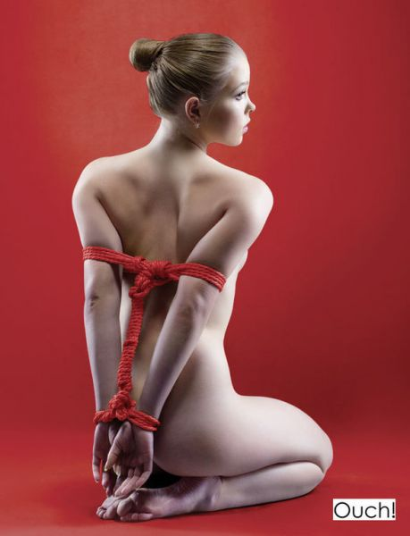 Japanese Rope - Red