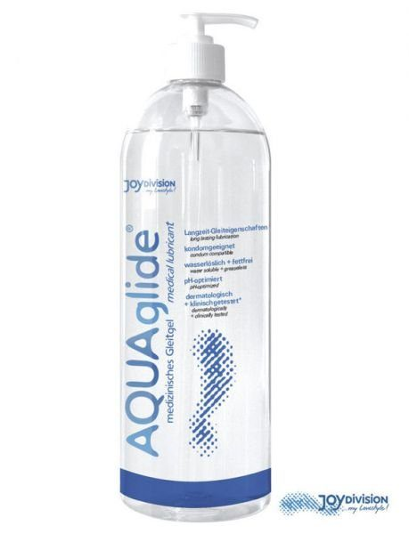 Aquaglide 1000ml Gleitmittel