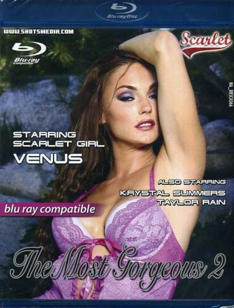 The Most Georgeous 2 - Blu-ray