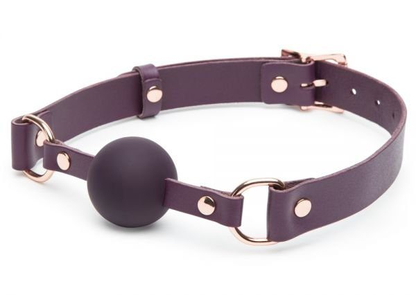 """Mundknebel """"Leather Ball Gag"""" Fifty Shades of Grey"""