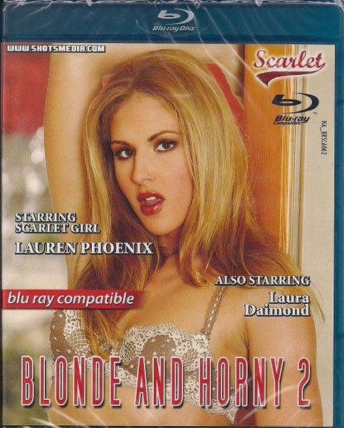 Blonde and Horny 2 - Blu-ray